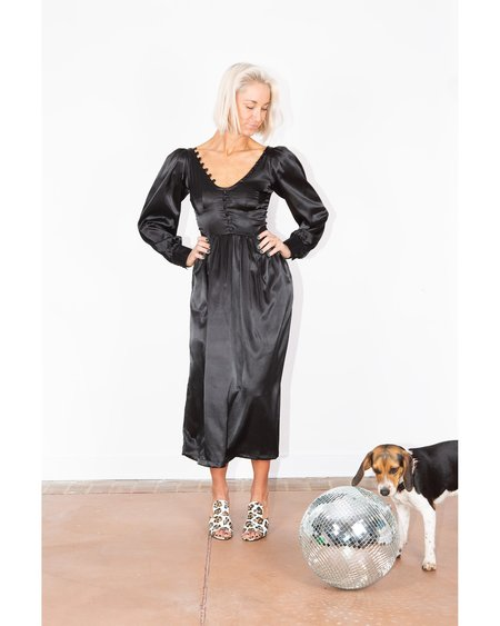 Tach Clothing Nadine Dress - Black