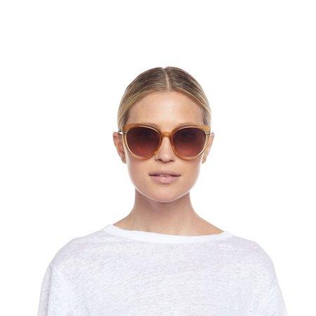 Le Specs Promiscuous Sunglasses - Blonde