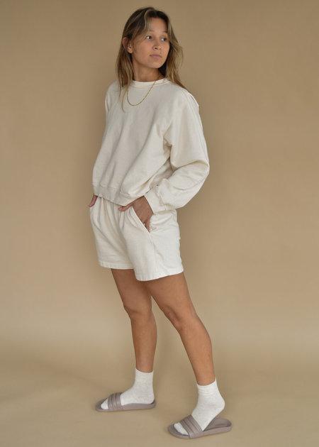 Local Shade Easy Summer Sweatshirt - Natural