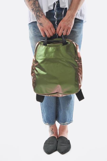 Jack Gomme Lami Backpack - Green