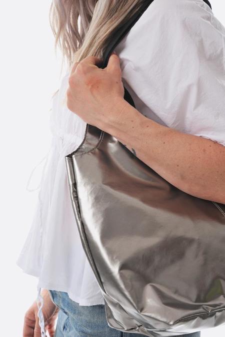 Jack Gomme Thelma Tote Bag - Metal