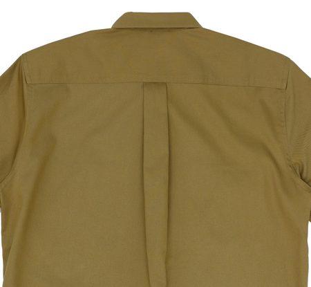 Randy's Garments Short Sleeve Utility Shirt - Wheat