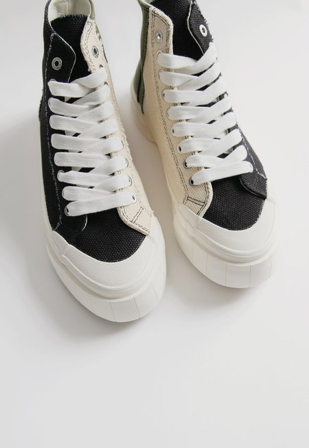 UNISEX Good News Palm Core High Top Sneaker - Seasonal Tri-color