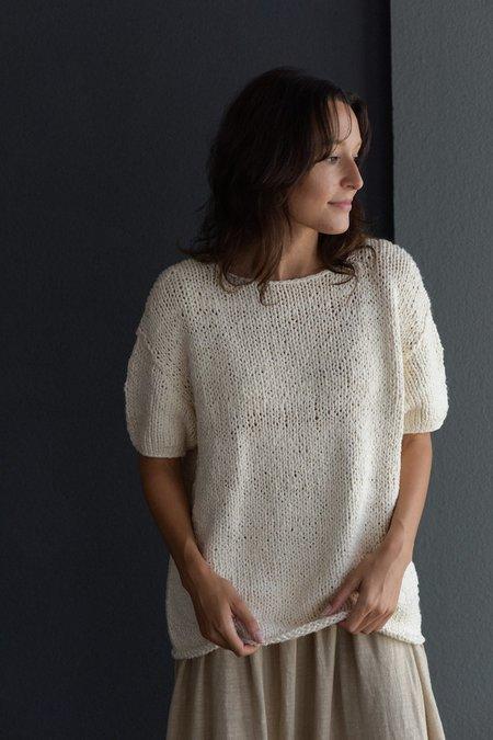 Lauren Manoogian Handknit Tee