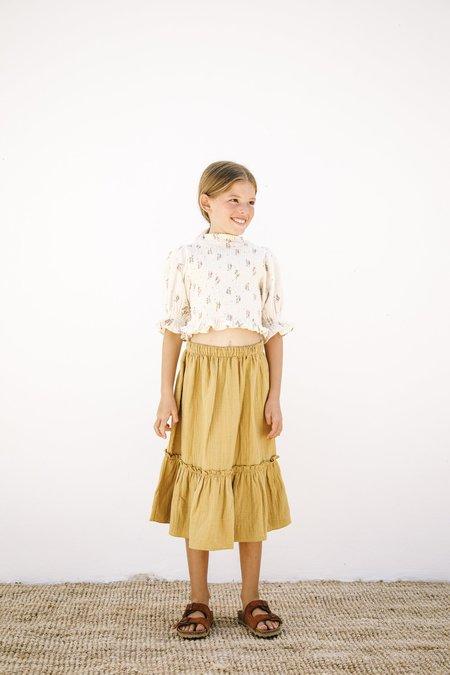 kids Liilu Dana Skirt - Pistachio