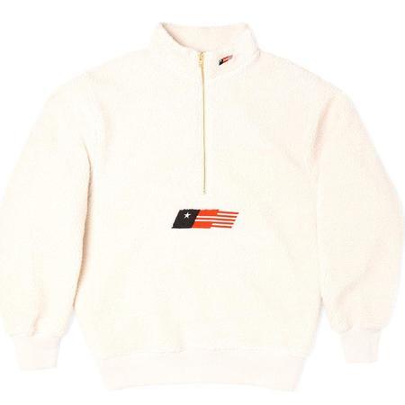 Honor The Gift Marathon Jacket - Off White