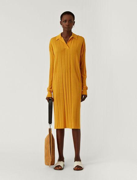 Joseph Oversized Dress - Saffron