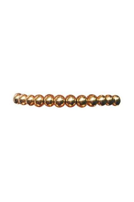 Bonnie Jennifer 6mm Rose Bracelet - 14K Rose Gold