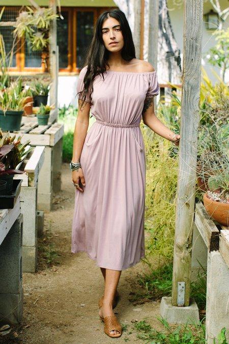 Rachel Pally Gemma Dress - Mauve