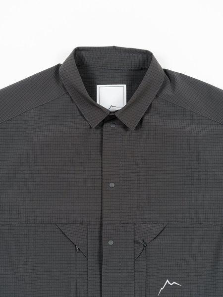 CAYL Flow Hiker Shirt - Charcoal