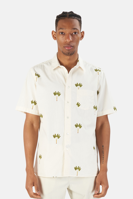 La Paz Alegre Printed Shirt - Palm