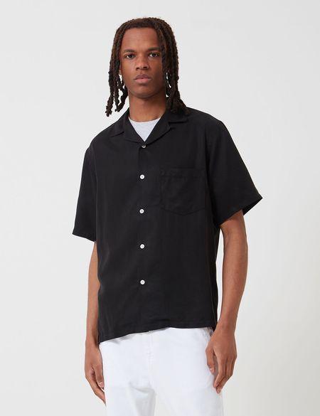Potuguese Flannel Dogtown Shirt - Black