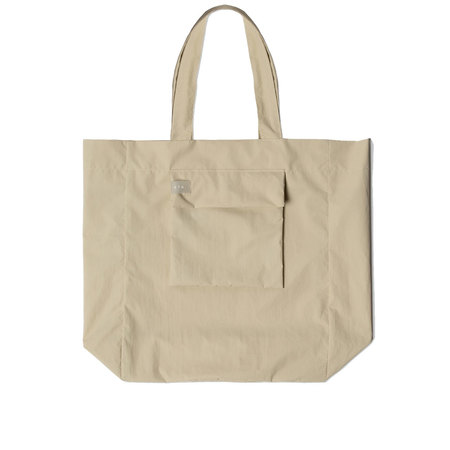 ETQ water zero® tote bag  - Beige
