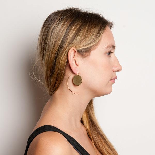 Psyche Eclipse Earring