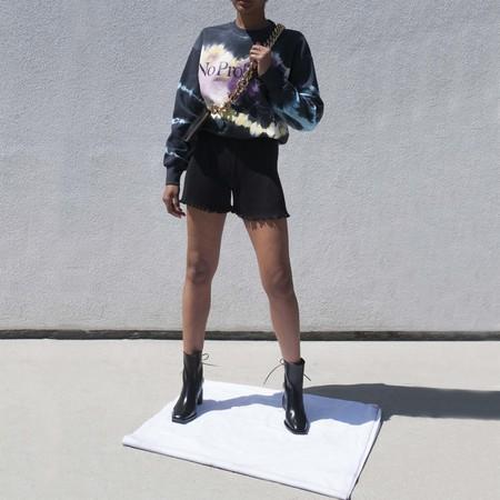 Priscavera Seamless Shorts - Black
