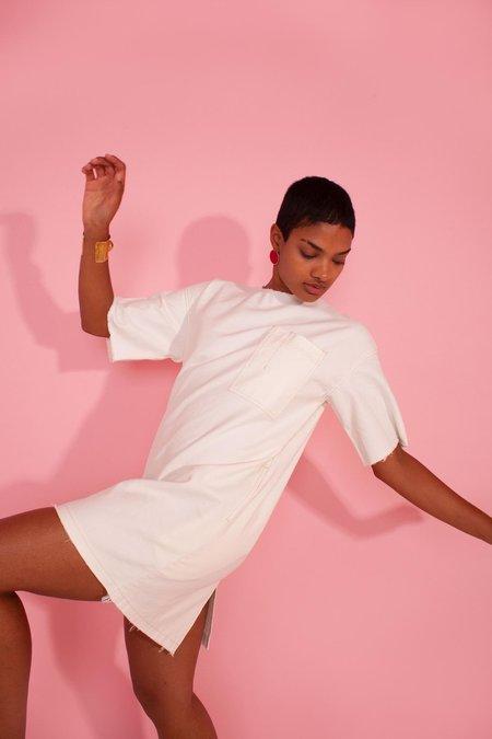 L.F.Markey Eli Dress - White