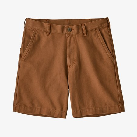 """Patagonia Stand Up® 7"""" Shorts - Earthworm Brown"""