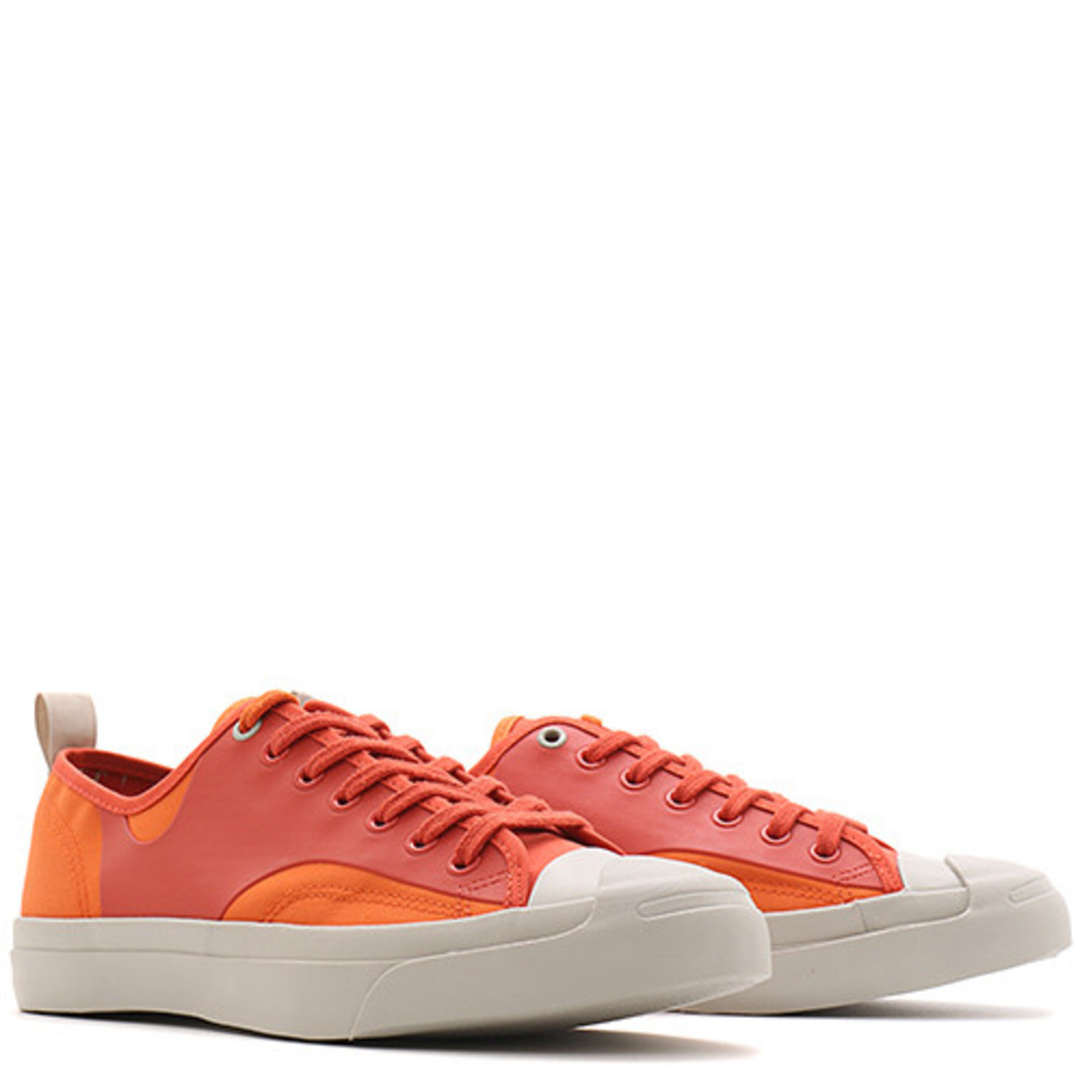 Men's CONVERSE FIRST STRING JACK PURCELL HANCOCK RALLY OX ORANGE