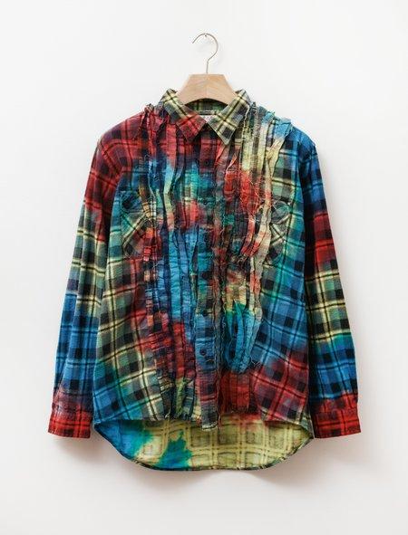 Needles Ribbon Shirt - Tie Dye