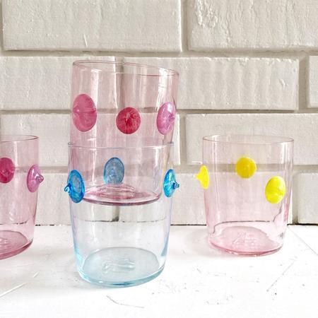 Asp and Hand Handblown Bubba Glass
