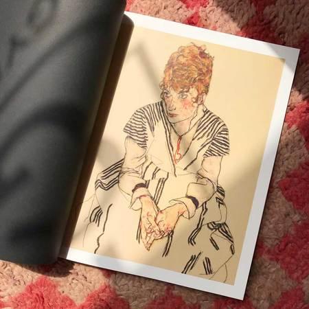 "MFA Publications ""Klimt and Schiele: Drawings"" by Katie Hanson book"
