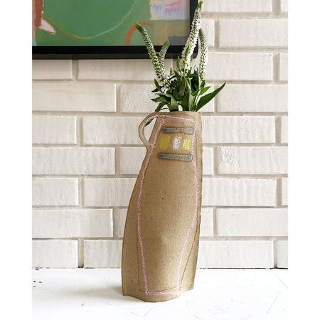 Alison Owen Tall Speckle Vase