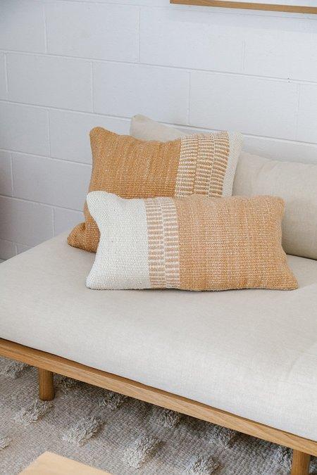 Pampa Monte Lumbar #17 Cushion - Desert/Natural