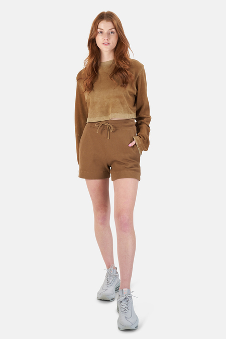 Cotton Citizen Monaco Shorts - Java