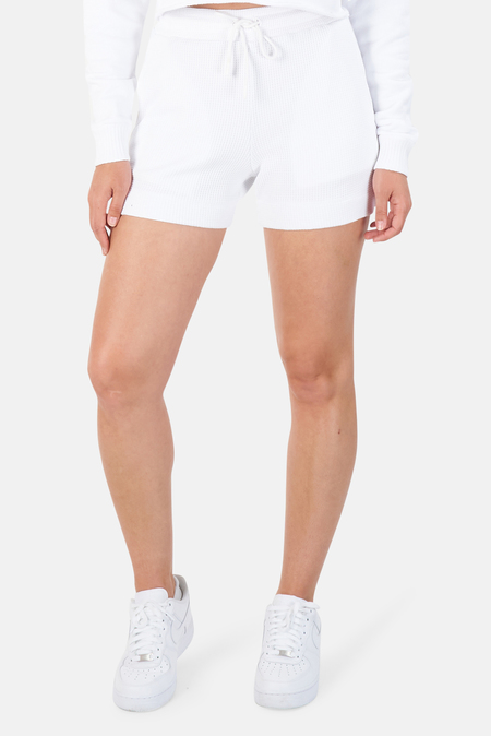 Cotton Citizen Monaco Shorts - White