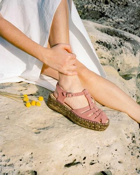 Naguisa BEMOL sandal - PINK