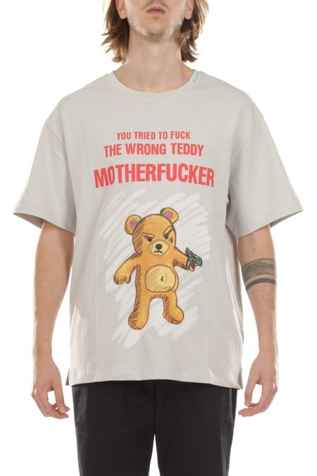 ACUPUNCTURE TEDDY shirt - icy