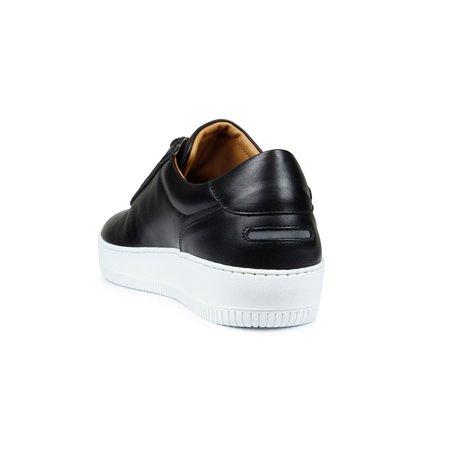 Unseen Footwear Clement Leather Tonal Sneaker - Black
