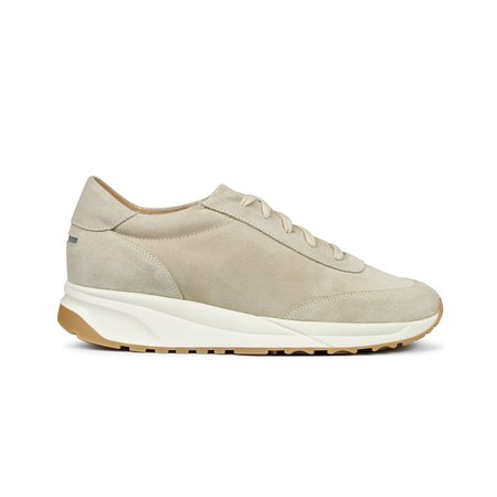 Unseen Footwear Trinity Suede Taupe (Liberty London Exclusive)