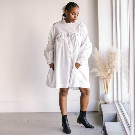 A Bronze Age Lia Dress - White
