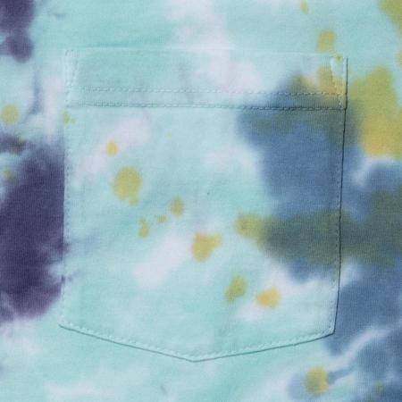 Battenwear Short-Sleeve Basic Pocket Tee - Tie Dye