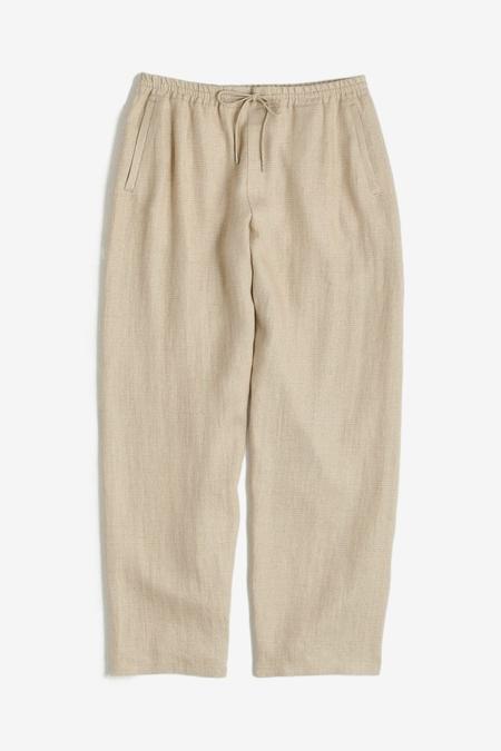 A Kind of Guise Samurai Trousers - Desert Check