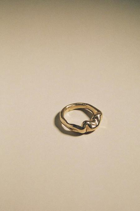 MARS Rouche Ring - Gold
