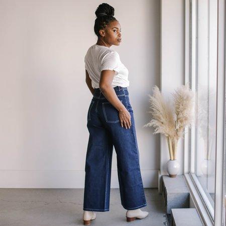 Kowtow Sailor Jeans - Indigo