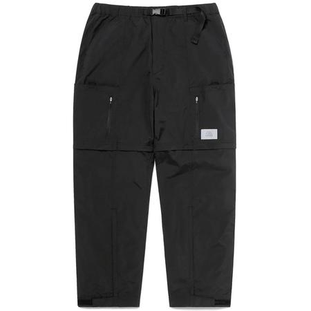ThisIsNeverThat Convertible Pant - Black