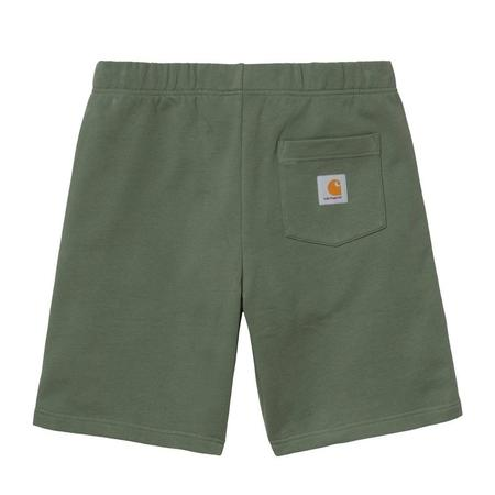 CARHARTT WIP Pocket Sweat Short - Dollar Green