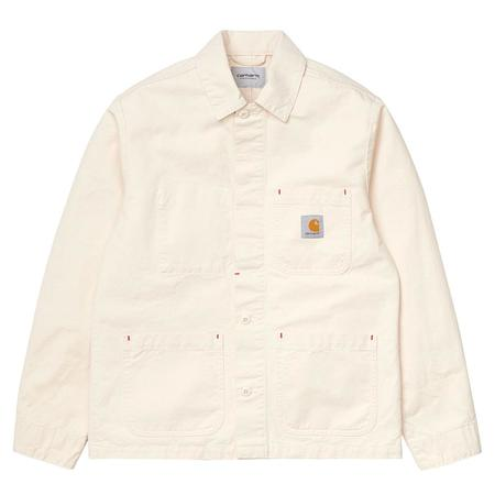 CARHARTT WIP Wesley Jacket - Natural Garment Dyed