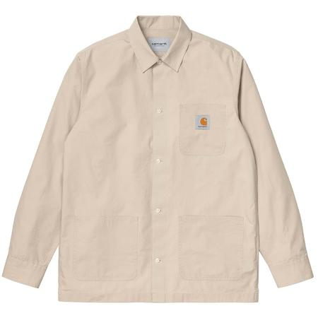 CARHARTT WIP L/S Creek Shirt - Wall