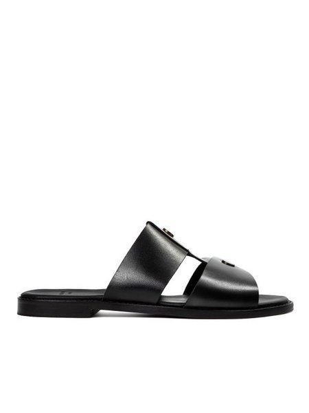 Hudson Aponi Sandal - Black