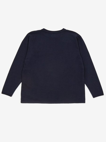 Sunray Makaha Long Sleeve T-Shirt - Dark Navy