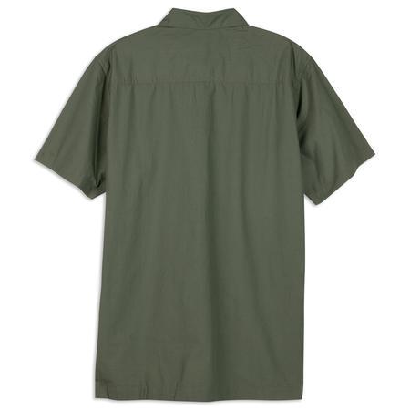Carhartt WIP Creek Short Sleeve Shirt - Dollar Green