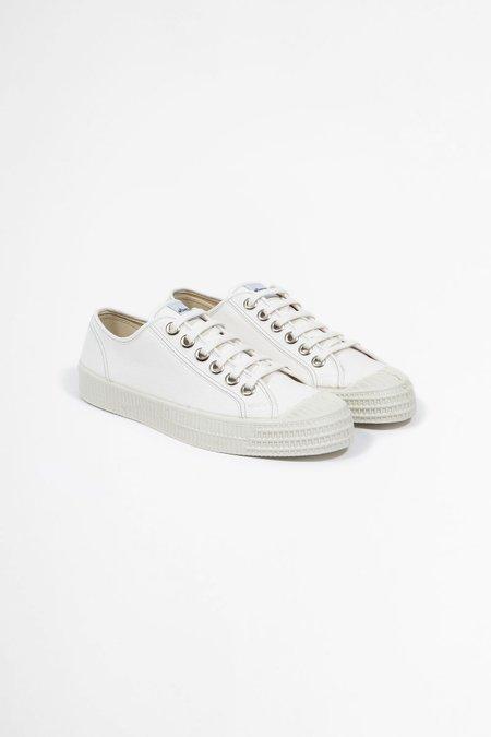 Novesta Star master sneakers - white/grey/white