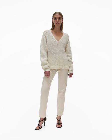 Helmut Lang Double V Sweater