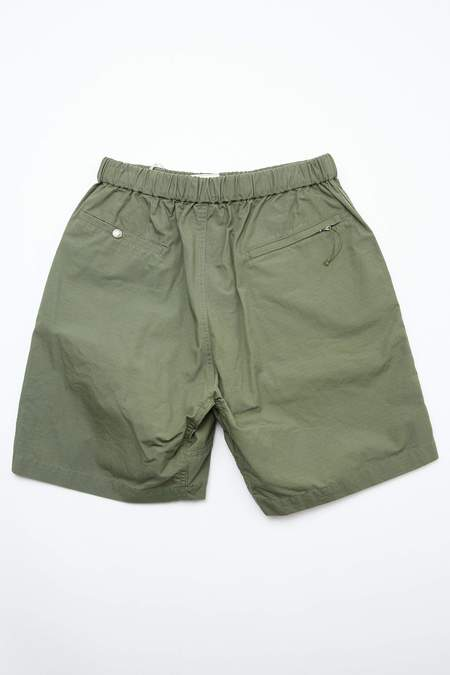 AiE Cotton Ripstop EZ Short - Olive