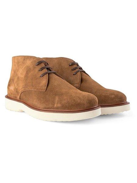 Shoe the Bear Cosmos Chukka Boots - Tobacco