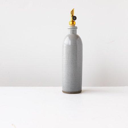 Atelier Trema Large Olive Oil Dispenser - Grey storm glaze